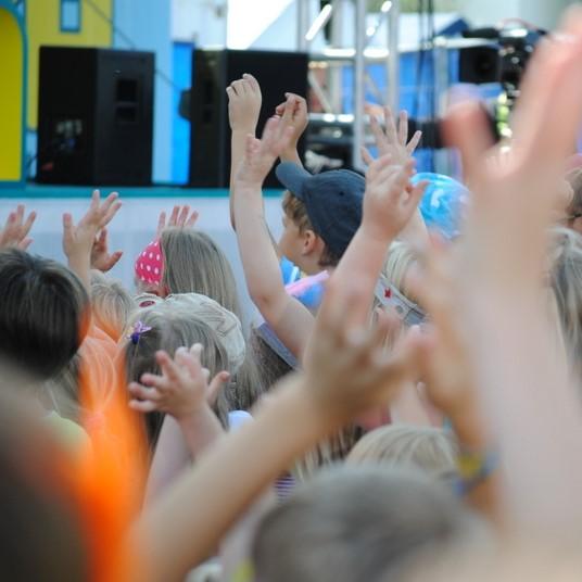 Bild: Kikafest Publikum